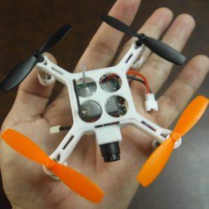 Faire imprimer en 3D son drone