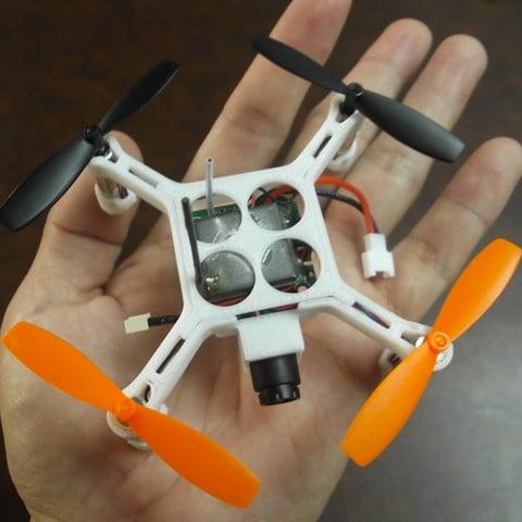 Imprimer en 3D un drone c'est possible