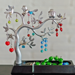 Arbre à bijoux à imprimer en 3D